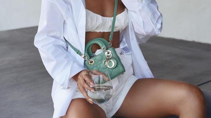 Las curiosas carteras que Dior pone de moda
