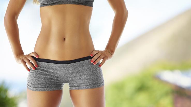 Obtén un abdomen plano con solo 5 minutos diarios de ejercicio