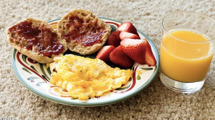 Qué debes incluir en tu desayuno para ganar masa muscular