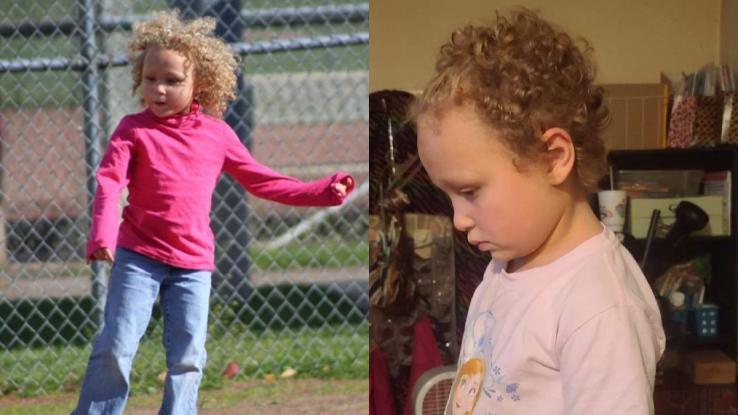 """Profesora cortó sin permiso el pelo a una niña de 7 años: luego de eso """"no ha comido"""""""